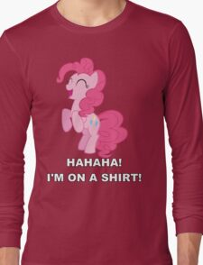 Pinkie Pie - Laughter Long Sleeve T-Shirt