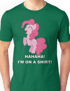 Pinkie Pie - Laughter Unisex T-Shirt
