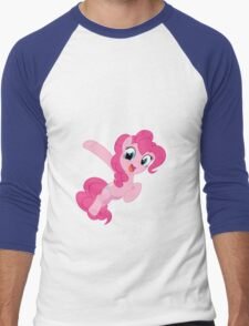 Pinkie Pie - Cute Men's Baseball ¾ T-Shirt