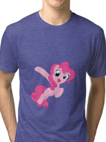 Pinkie Pie - Cute Tri-blend T-Shirt