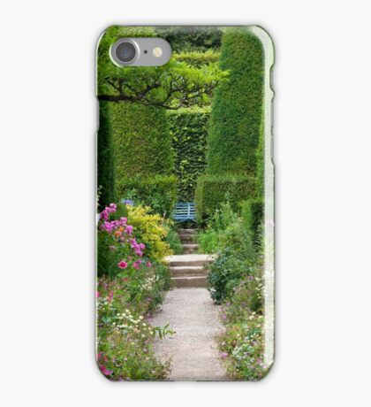 Hidcote Gardens, Gloucestershire iPhone Case/Skin