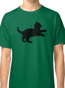 Playful Kitten Classic T-Shirt