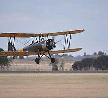 Avro Cadet, Point Cook Airshow, Australia 2014 by muz2142