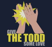 Scrubs - Give the Todd Some Love by metacortex