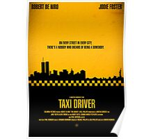 "Movie Poster - ""TAXI DRIVER"" (Clean) Poster"