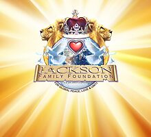 Jackson Family Crest Sunburst iPhone Case by JacksonLegacy