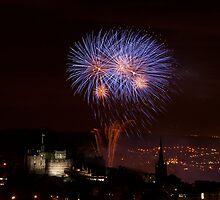 Festival Fireworks 2012 by beakydave