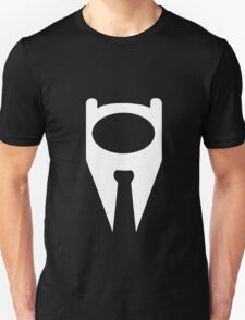 Finn the Human in a Suit Simple 3 Unisex T-Shirt
