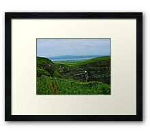 The Cliffs of Moher, County Clare, Ireland Framed Print