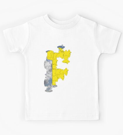 the t-shirt puzzle Kids Tee