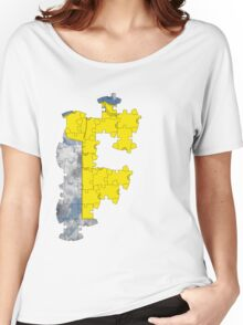 the t-shirt puzzle Women's Relaxed Fit T-Shirt