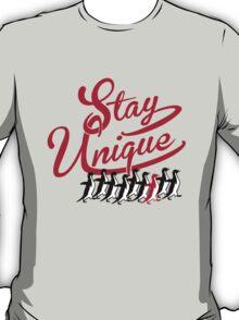 Stay Unique T-Shirt