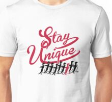 Stay Unique Unisex T-Shirt