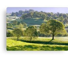 Sunrise in the Lake District  Canvas Print