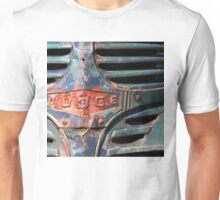 Rusty Dodge Truck Graphic Shirt Unisex T-Shirt