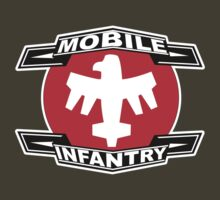Starship Troopers - Mobile Infantry by metacortex
