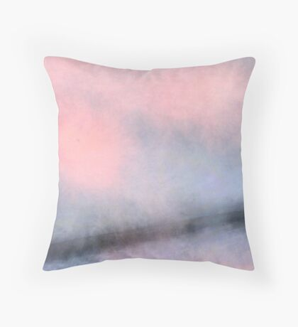 The fun before the storm Throw Pillow