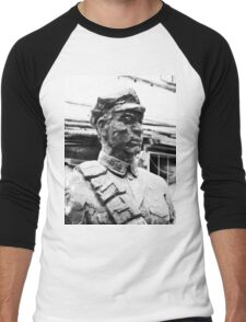 Chinese People's Liberation Army Soldier Men's Baseball ¾ T-Shirt