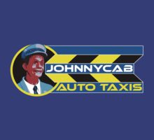 Total Recall - Johnnycab by metacortex