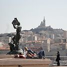 Marseilles, France 2012 - Saint-Victor District by muz2142