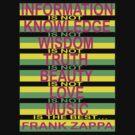 Frank Zappa by myndzi