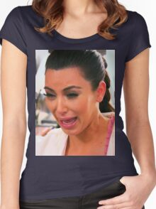 Kim Krying Women's Fitted Scoop T-Shirt
