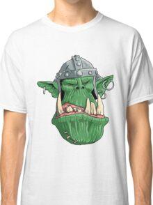 Orc Head Classic T-Shirt