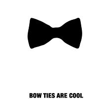 bow ties are cool by buselikmakami