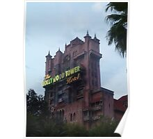 Hollywood Tower Hotel (Tower of Terror) Poster
