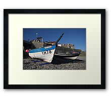 Claire Marie at Sheringham Framed Print