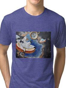Bearings In Space Tri-blend T-Shirt