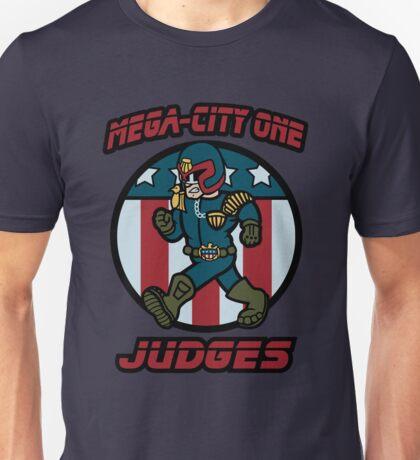 Mega-City One University Unisex T-Shirt
