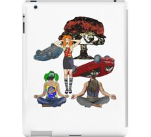 the importance of being zen iPad Case/Skin