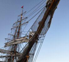 "Tall Ship ""Europa"" & Sydney Skyline, Australia 2013 Sticker"