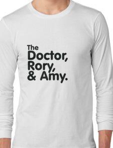 Team TARDIS Long Sleeve T-Shirt