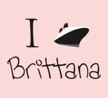 I ship Brittana! Baby Tee
