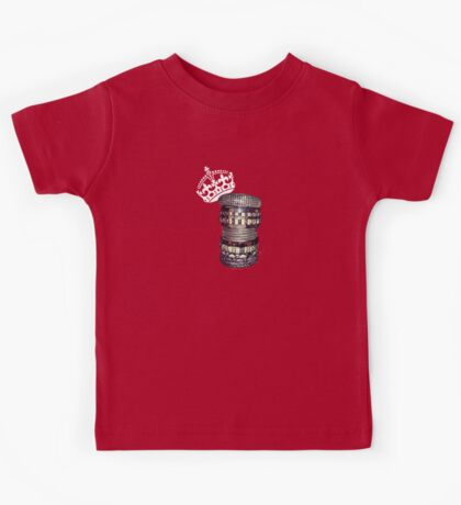 THE ART OF STACKING BANGLES (start them young!) Kids Tee