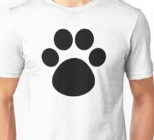 Cat Paw Unisex T-Shirt