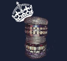THE ART OF STACKING BANGLES by eL7e