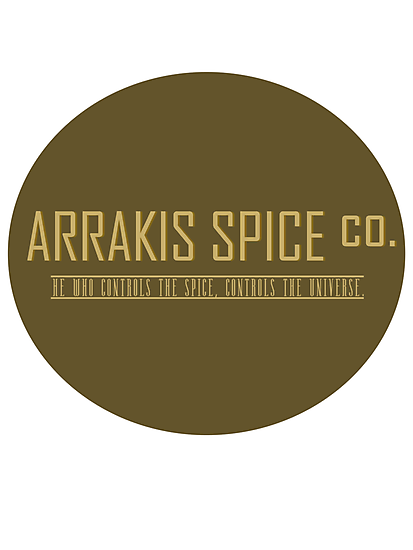 Dune Arrakis Spice Co. by bassdmk