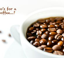 Who's for a coffee...? by Stephen Knowles