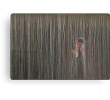 Shower, Seoul, Korea Canvas Print
