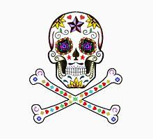 Sugar Skull & Crossbones Unisex T-Shirt