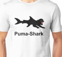 Puma-Shark Unisex T-Shirt