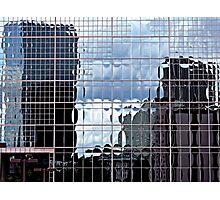 Urban Abstraction Photographic Print