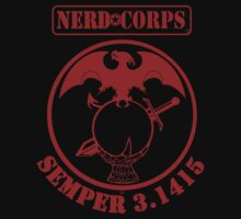Nerd Corps Semper 3.1415 by ParadoxVEM