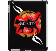 bad kitty iPad Case/Skin