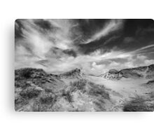 Dune Skies Canvas Print