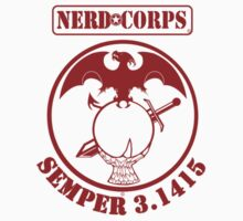 Nerd Corps Semper 3.1415 s by ParadoxVEM