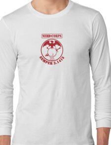 Nerd Corps Semper 3.1415 s Long Sleeve T-Shirt